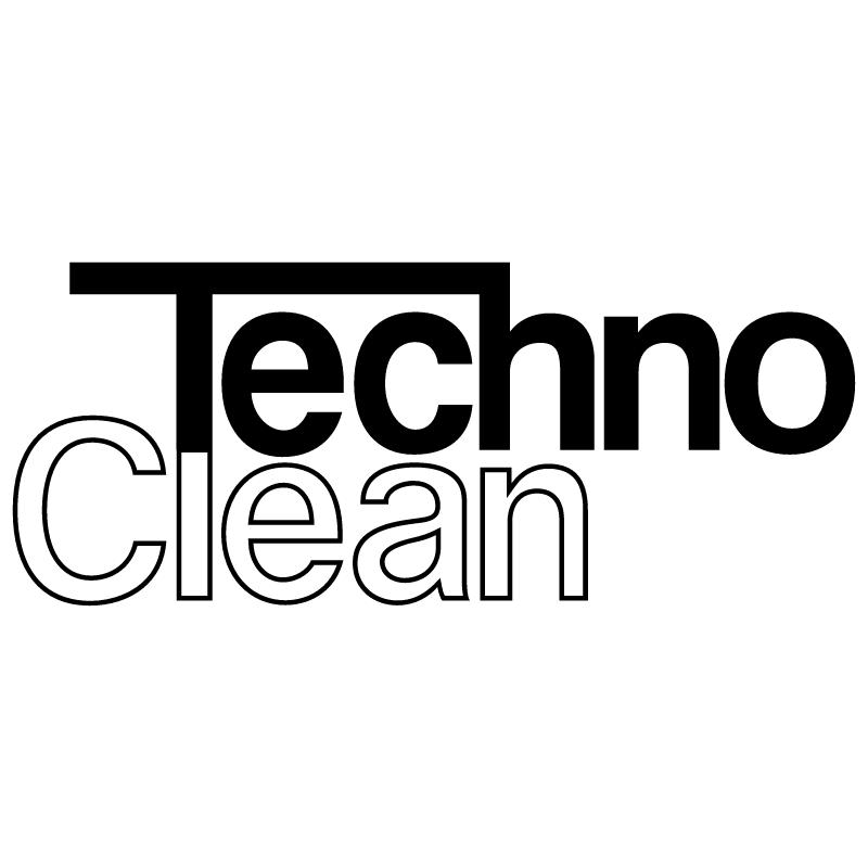 TechnoClean vector