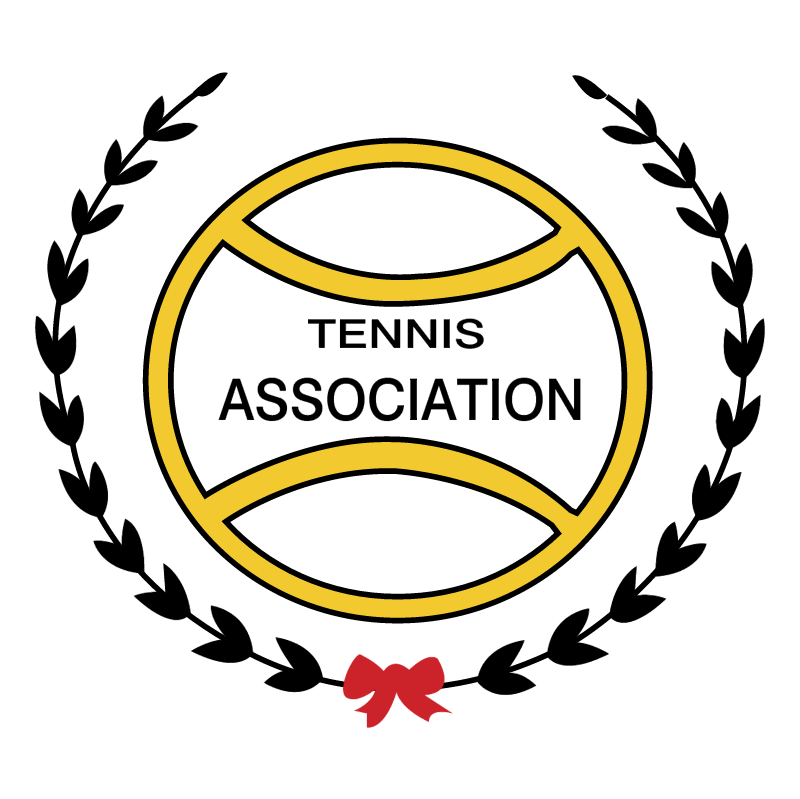 Tennis Association vector