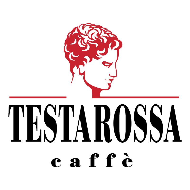 Testa Rossa Caffe vector