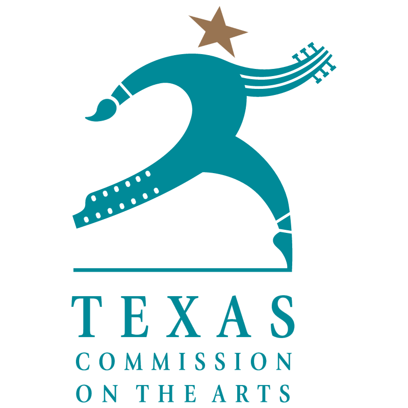 Texas Commission on the Arts vector