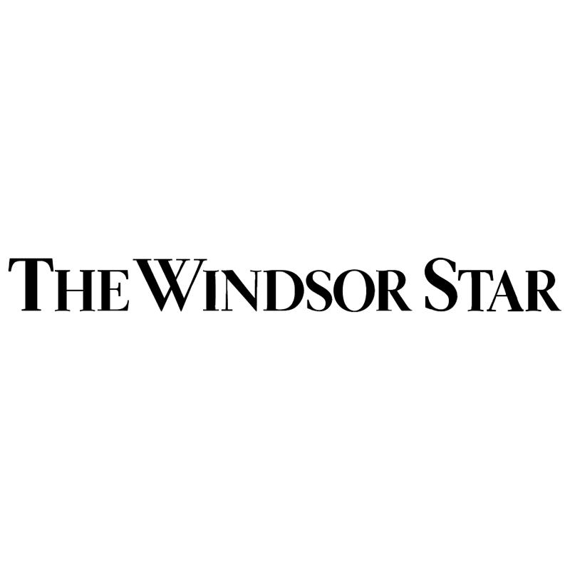 The Windsor Star vector