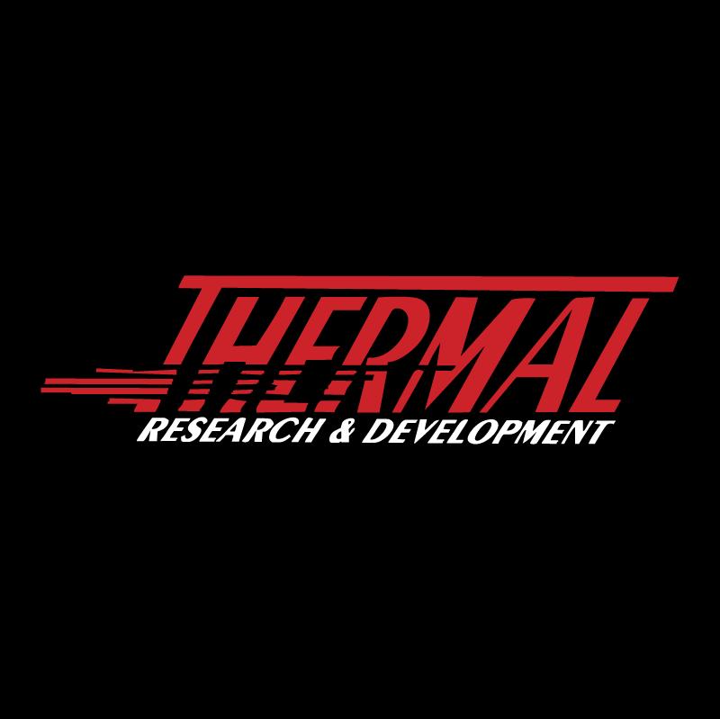 Thermal vector logo
