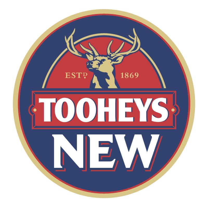 Tooheys New vector logo