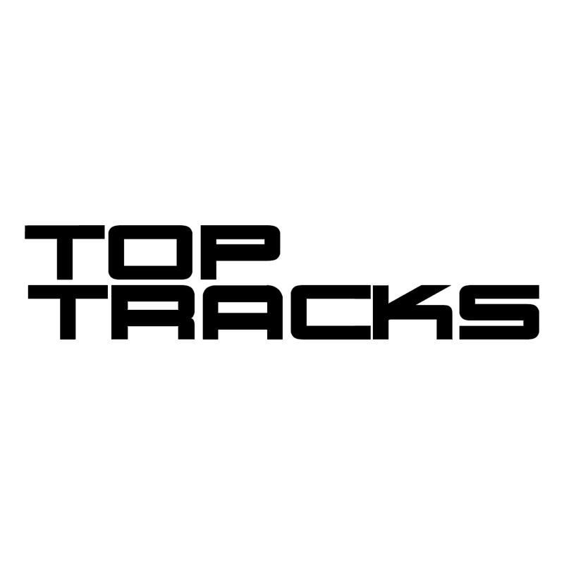 Top Tracks vector