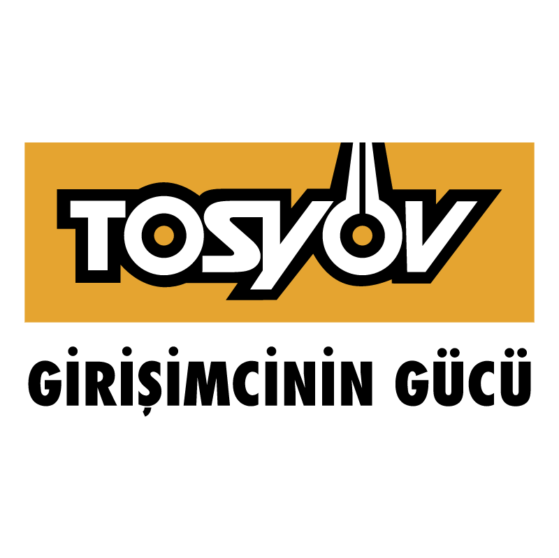 Tosyov vector logo