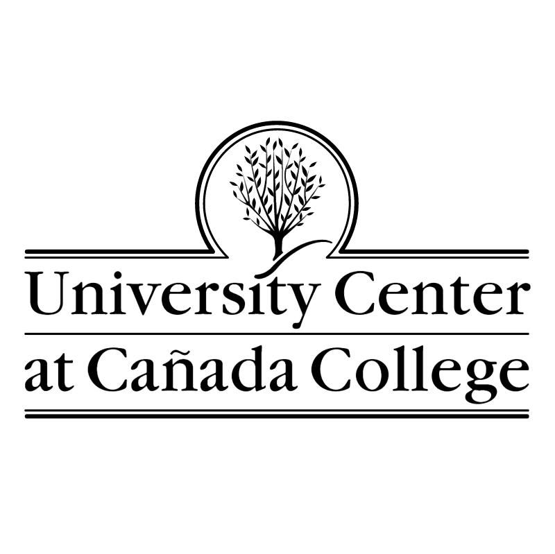 University Center at Canada College vector logo