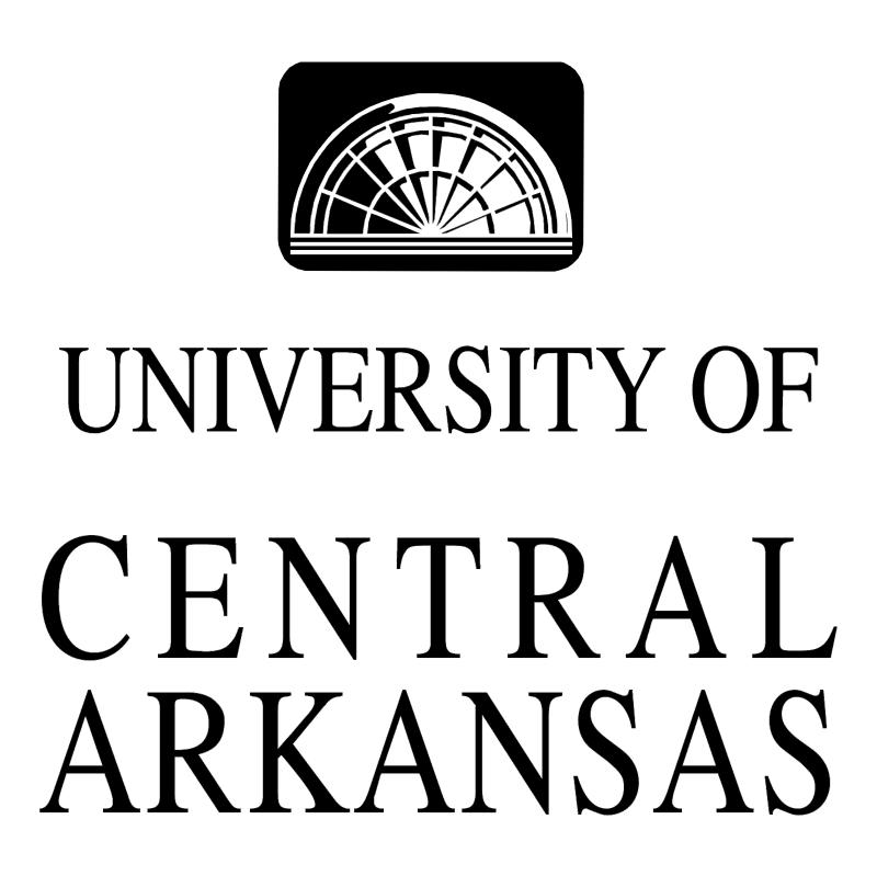 University Of Central Arkansas vector