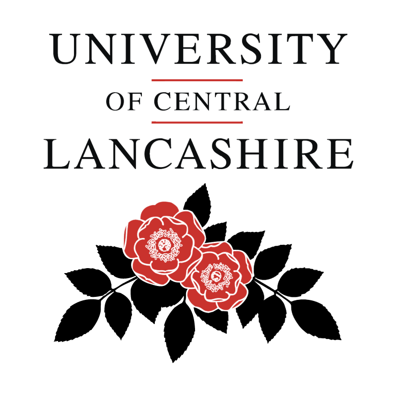 University of Central Lancashire vector