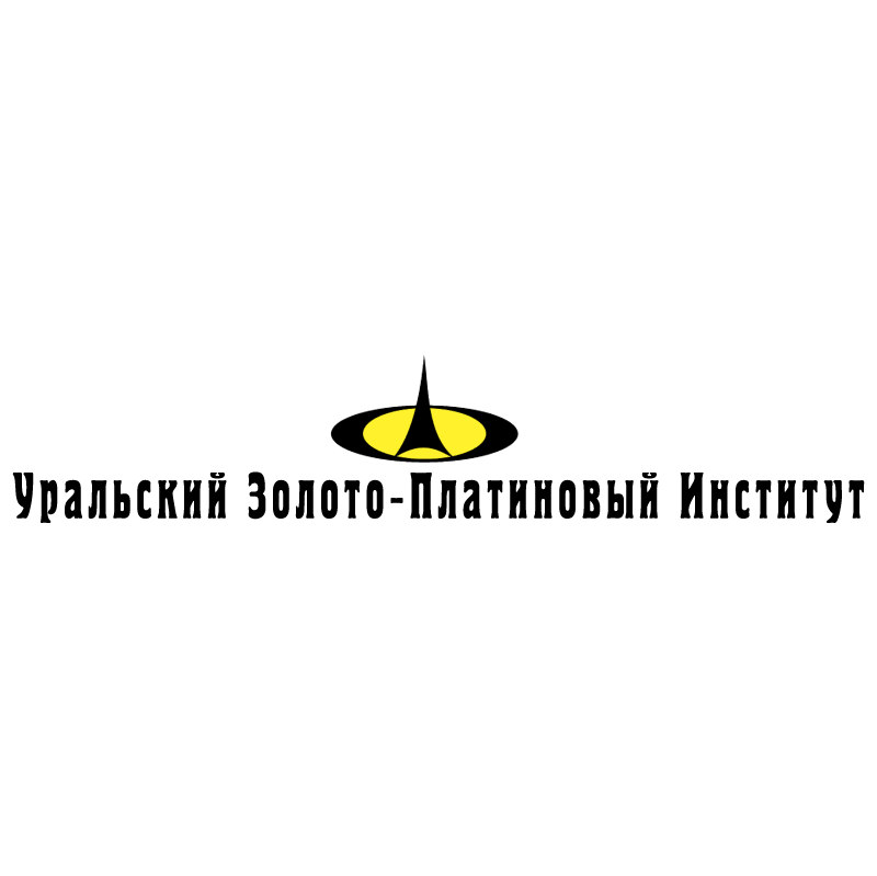 Uralsky Zoloto Platinovy Institut vector