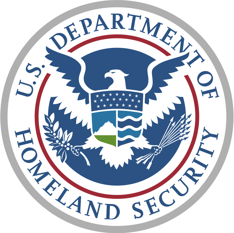 US Department Of Homeland Security vector