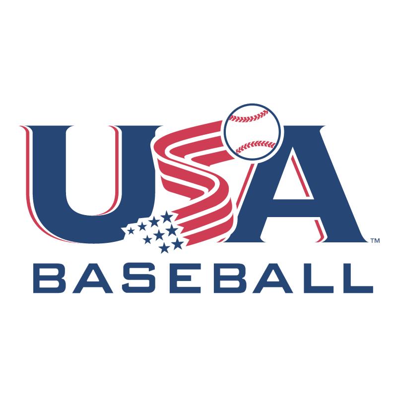 USA Baseball vector
