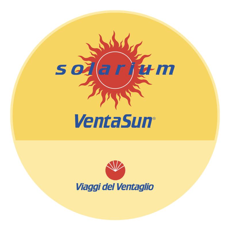 Ventasun Solarium vector logo