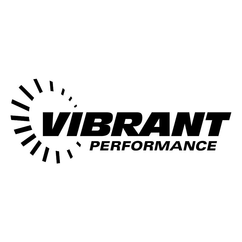 Vibrant Performance vector