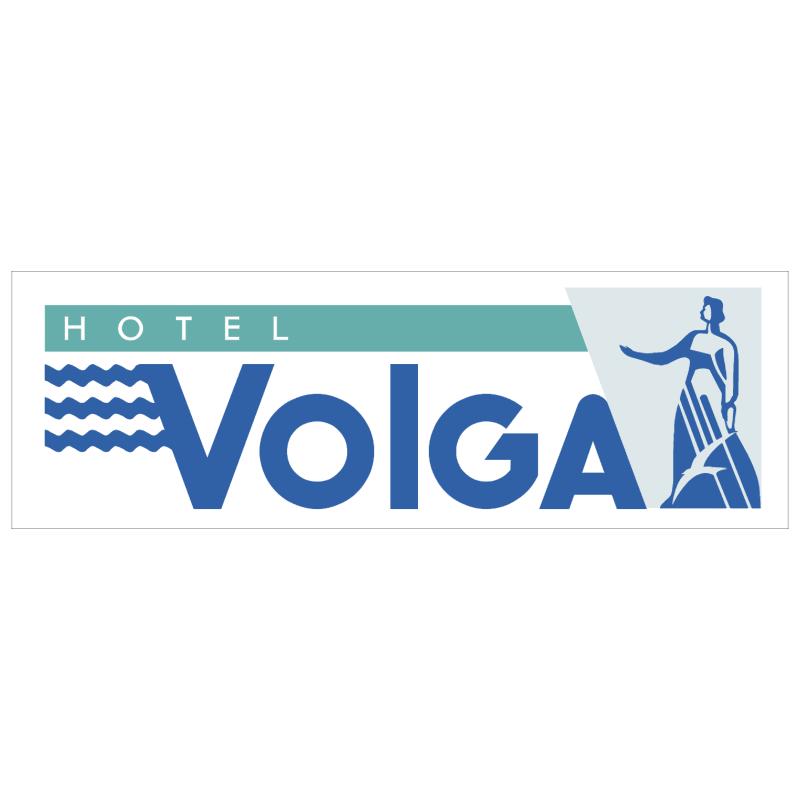Volga Hotel vector