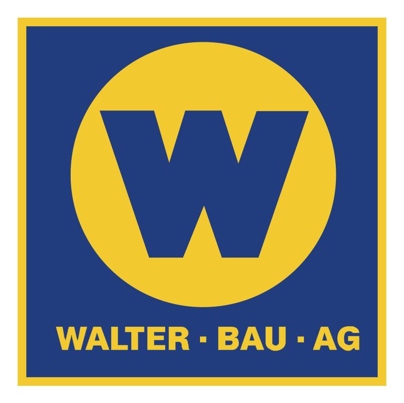 Walter Bau AG vector