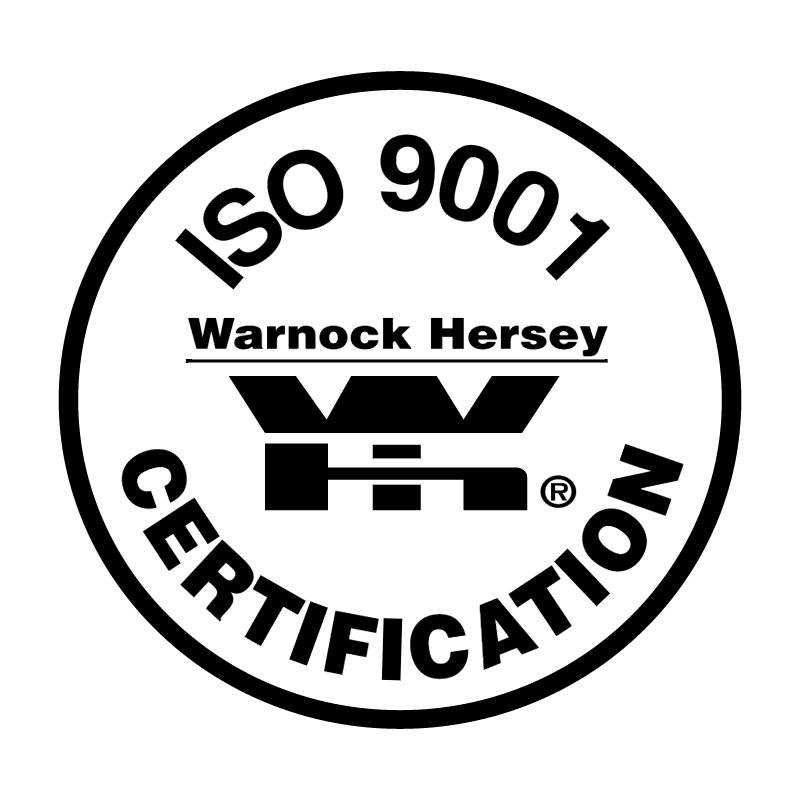 Warnock Hersey vector