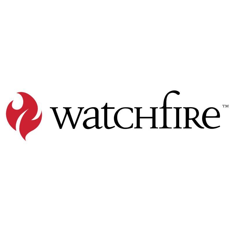 Watchfire vector