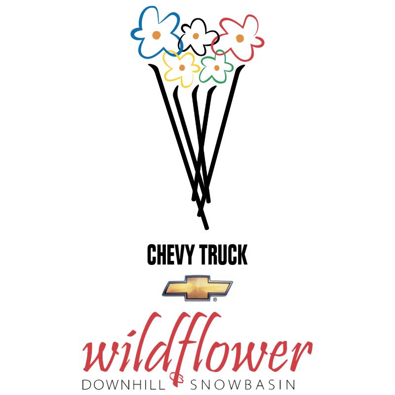 Wildflower vector logo