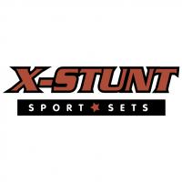 X stunt vector