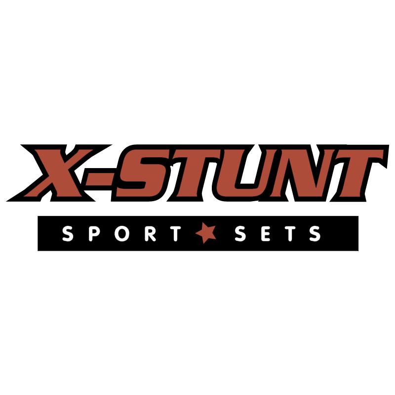 X stunt vector logo
