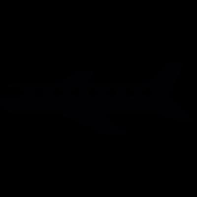 Commercial Flight vector logo