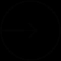 Rightwards pointer button vector