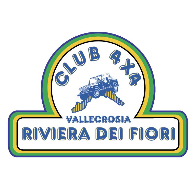 4×4 Club vector