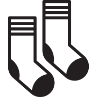 Two Socks vector