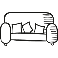 Big Sofa vector