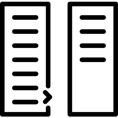 Columns vector logo