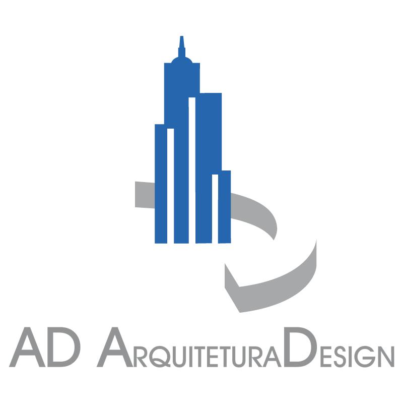 AD Arquitetura Design vector