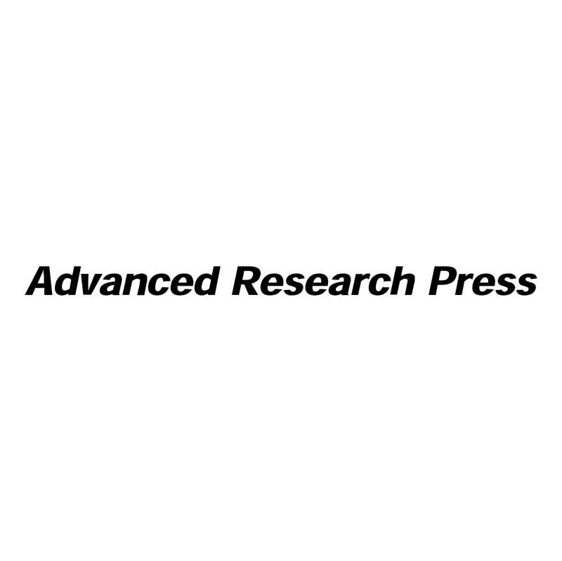 Advanced Research Press vector