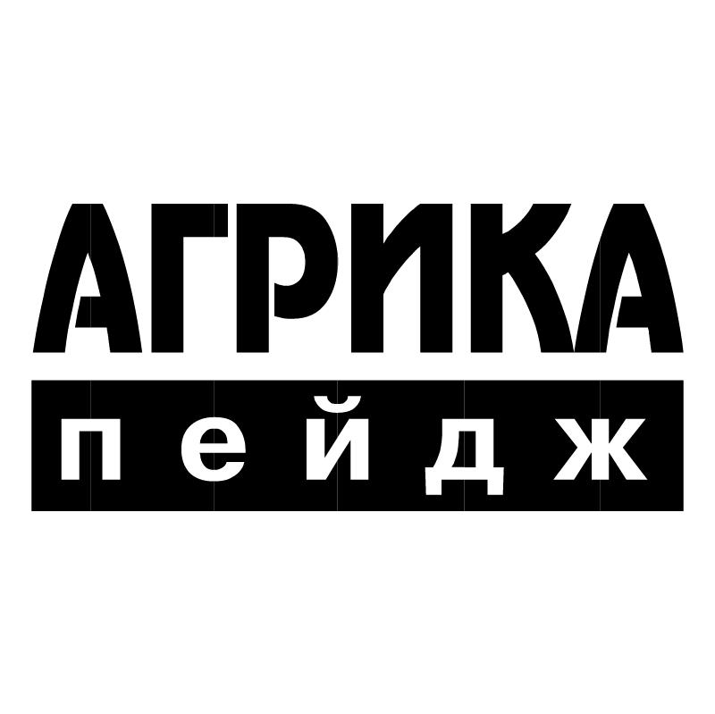 Agrika Page vector logo