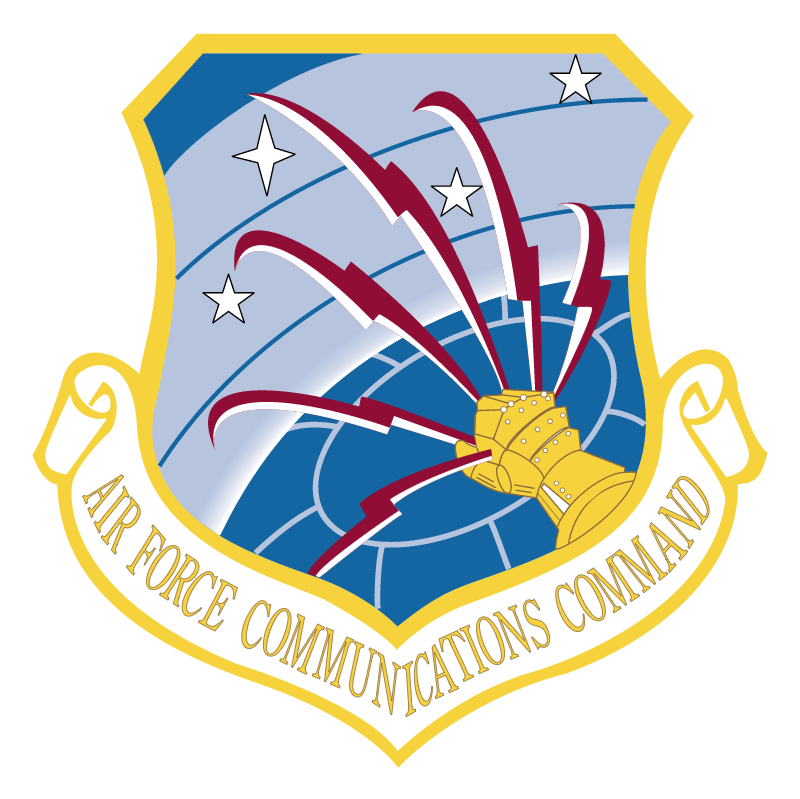 Air Force Communications Command vector