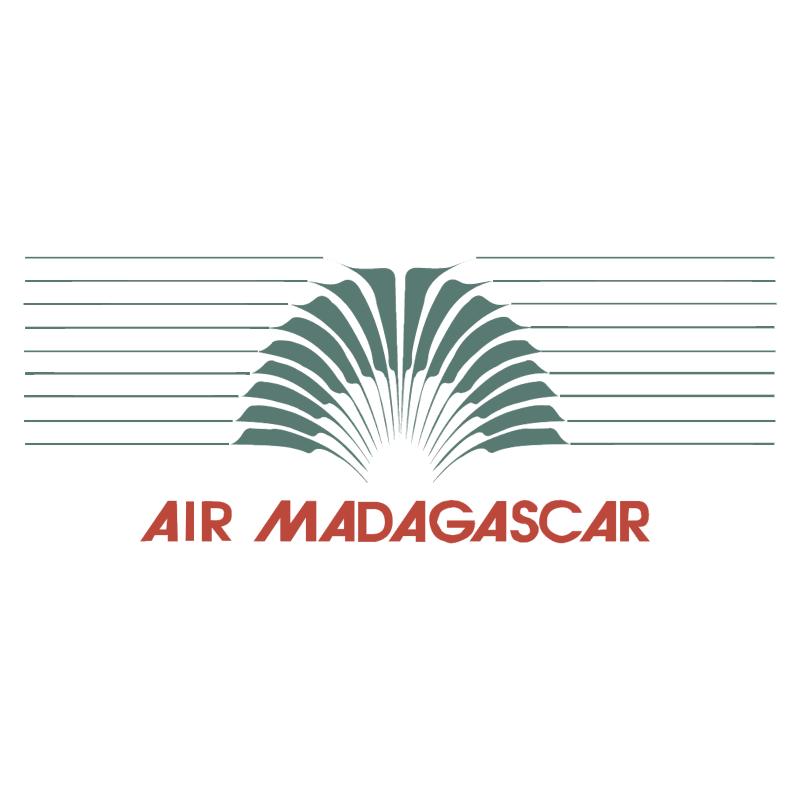 Air Madagascar 38289 vector
