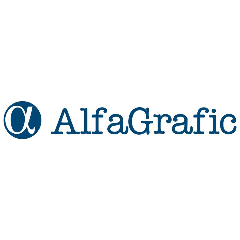 AlfaGrafic vector