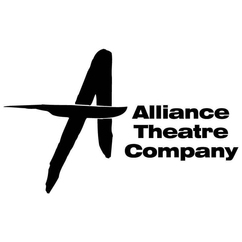 Alliance Theatre Company vector