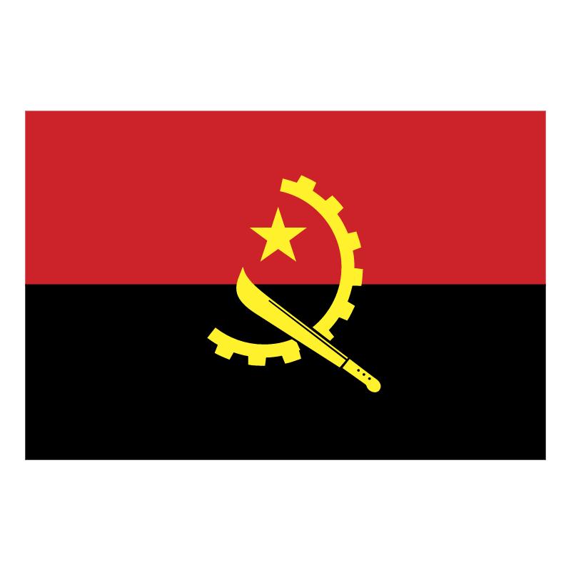 Angola 78480 vector