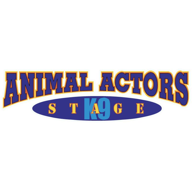 Animal Actors Stage 20154 vector