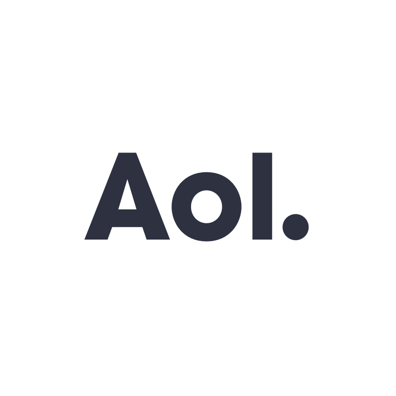 Aol vector logo