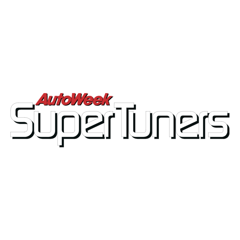 AutoWeek SuperTuners vector