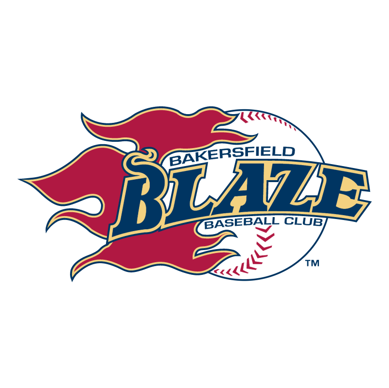 Bakersfield Blaze vector