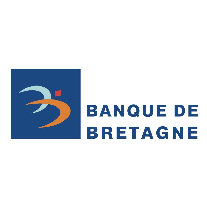 Banque De Bretagne vector