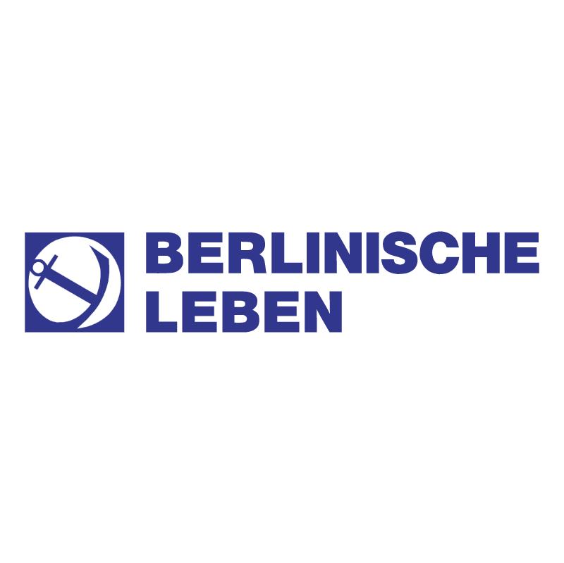 Berlinische Leben vector