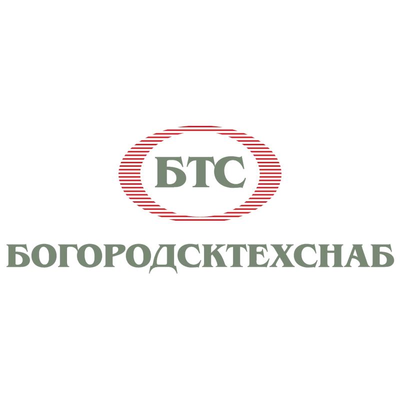 BogorodskTehSnab vector logo