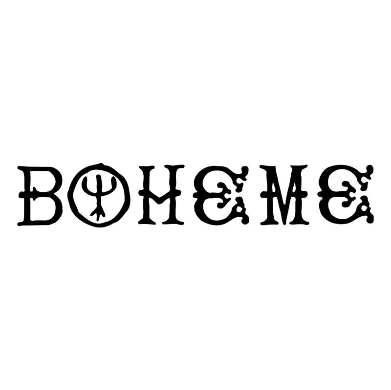 Boheme vector
