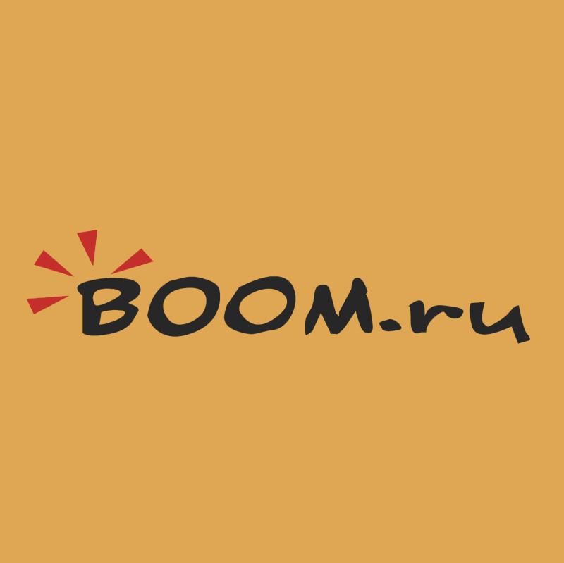 BOOM ru vector