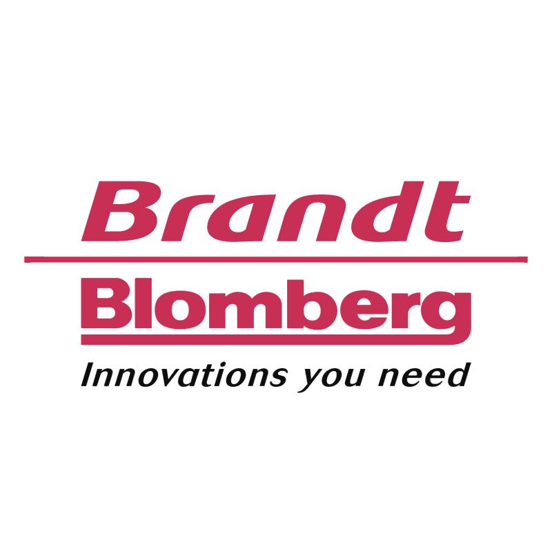 Brandt Blomberg 49286 vector
