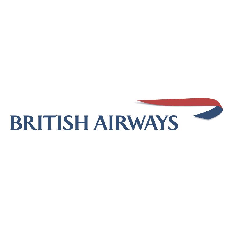 British Airways vector