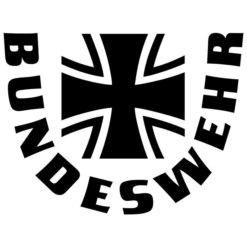 Bundeswehr vector